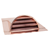 CMI 12-in x 24-in Copper Metal Roof Vent