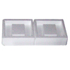 Construction Metals Inc. 1-1/2-in x 5-1/2-in x 7-1/2-in White Foundation Vent