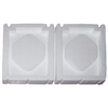 1-1/2-in x 6-1/2-in x 8-3/4-in White Foundation Vent