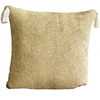 Style Selections Arden 18-in x 18-in Tan Square Pillow