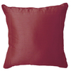 Style Selections Bree 18-in x 18-in Pomegranate Square Pillow