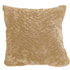 Style Selections Animal 18-in x 18-in Natural Square Throw Pillow