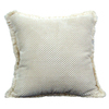 Style Selections Holden 18-in x 18-in Vanilla Square Pillow