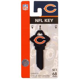 Fanatix #68 Chicago Bears Wackey NFL Key