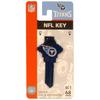 Fanatix #68 Tennessee Titans NFL Wackey Key