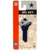The Hillman Group #68 Dallas Cowboys NFL Wackey Key