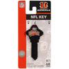 The Hillman Group #68 Cincinnati Bengals NFL Wackey Key