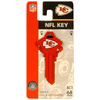 Fanatix #68 NFL Kansas City Chiefs Key Blank