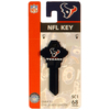 Fanatix #68 NFL Houston Texans Key Blank