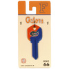 Fanatix #66 University of Florida Gators Key Blank
