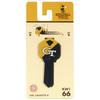 Fanatix #66 Georgia Tech Yellow Jackets Key Blank