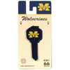 Fanatix #66 Michigan Wolverines Key Blank