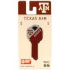 The Hillman Group #66 Texas A&M Aggies Key Blank