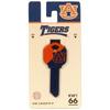 The Hillman Group #66 Auburn Tigers Key Blank