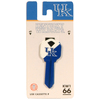 The Hillman Group #66 University of Kentucky Wildcats Key Blank