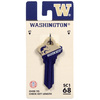 The Hillman Group #68 University of Washington Key Blank