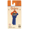 Fanatix #68 University of Florida Gators Key Blank
