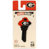 Fanatix #68 Georgia Bulldogs Key Blank