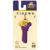 Fanatix #68 Louisiana State Tigers Key Blank