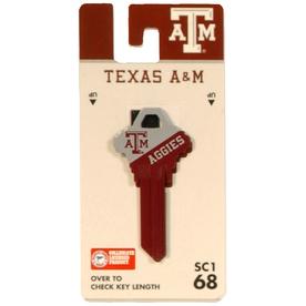 The Hillman Group #68 Texas A&M Aggies Key Blank