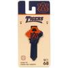 Fanatix #68 Auburn Tigers Key Blank