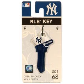 Fanatix #68 MLB New York Yankees Key Blank