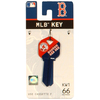 Fanatix #66 MLB Boston Red Sox Key Blank