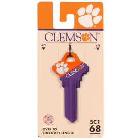 Fanatix #68 Clemson Tigers Key
