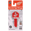 The Hillman Group #66 NHL Detroit Red Wings Key
