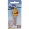 The Hillman Group #66 3D Disney Pooh Key Blank