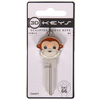 The Hillman Group #66 3D Monkey Key Blank