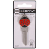 The Hillman Group #66 3D Ladybug Key Blank