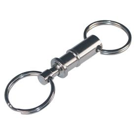 The Hillman Group Push-Apart Key Rings