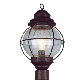 Bel Air Lighting Medium Post Outdoor Onion Lantern