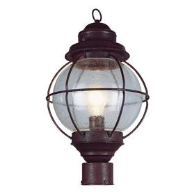 Bel Air Lighting Large Post Outdoor Onion Lantern