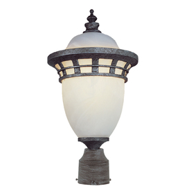 Bel Air Lighting Medium Post Outdoor Arches Lantern