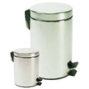 Bel Air Lighting 7.925-Gallon Stainless Indoor Garbage Can