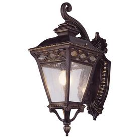 Bel Air Lighting 22-in H Burnished Bronze Outdoor Wall Light