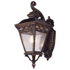 Bel Air Lighting 22-in Burnished Bronze Outdoor Wall Light