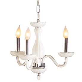 shop portfolio hardwired or plug in chandelier at. Black Bedroom Furniture Sets. Home Design Ideas