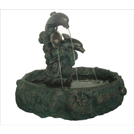 Garden Treasures Coastal Fountain