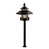 allen + roth Bronze Low-Voltage LED Path Lights