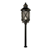 allen + roth Oil-Rubbed Bronze Low-Voltage LED Path Light