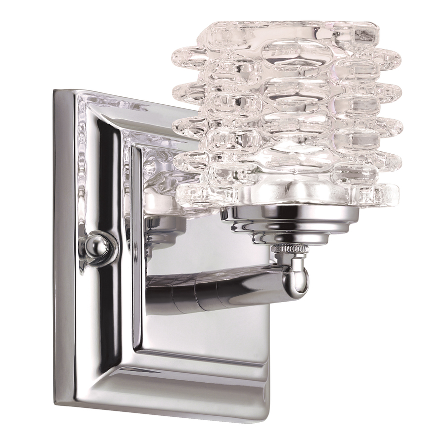Lowes Chrome Wall Sconces : Enlarged Image
