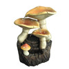 Garden Treasures Forest Outdoor Fountain with Pump