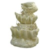 Garden Treasures Coastal 3-Tier Fountain