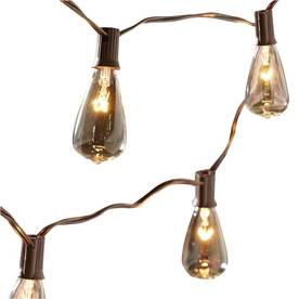 allen + roth 14-ft 10-Light String Lights