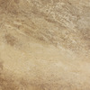 FLOORS 2000 6-Pack 20-in x 20-in Tracks Gold Glazed Porcelain Floor Tile