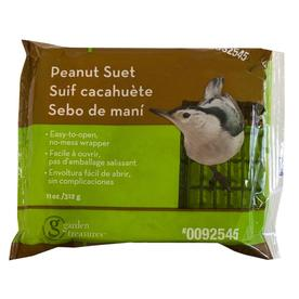 Garden Treasures 11-oz Peanut Suet