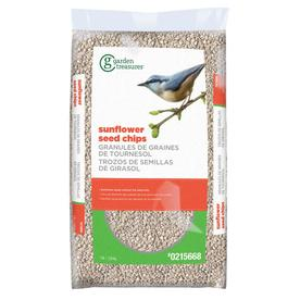 Garden Treasures 5-lb Bird Seed Bag (Hulled Sunflower Seed)